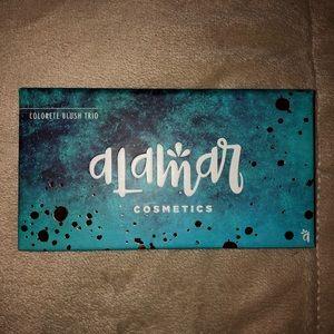 Alamar Cosmetics Blush Palette